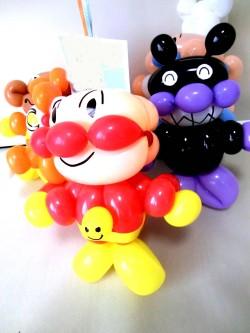 『アンパンマンおまかせ アレンジ』アンパンマンが大好きお子様に世界に一つだけのオリジナルのバルーンギフトを贈りたい・