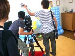 TVQ九州放送で「きらり九州めぐり逢い」で当店が紹介されます。家族への感謝の気持ちを言葉にして伝えることができました。