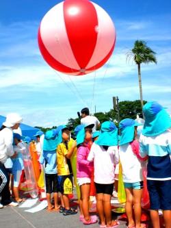 2011年7月福岡県福岡市 海の中道サンシャインプール様からオープニングイベントのご依頼をいたきました。