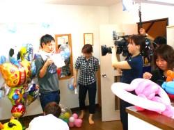 2010年7月KBCテレビ「アサデス。」様から取材依頼をいただき当店が生中継で紹介されました。
