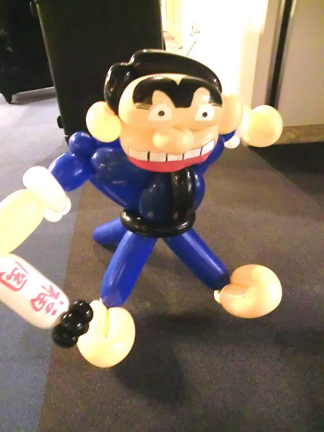 福岡県警主催の「少年を見守る地域のきずなフェアinふくおか」様からバルーンパフォーマンス&デコレーション