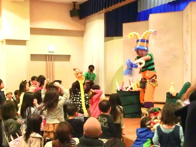 2015年 2月 福岡県福岡市 「JA福岡市東部」 様からバルーンショーのご依頼をいただきました。