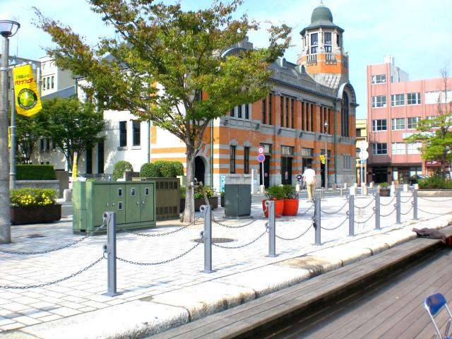 2009年 9月 福岡県 門司港レトロ10周年イベント様からバルーンショーのご依頼をいただきました。