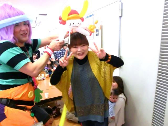 2013年 2月 福岡県高田町 「サンアベニュー子供会」 様からバルーンショーのご依頼をいただきました。