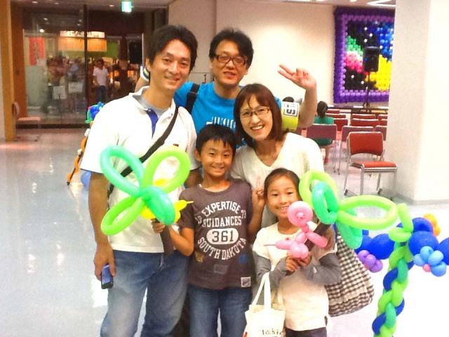 2012年7月 福岡県福岡市「ツイスターズ2012in福岡」に実行委員として参加させていただきました。