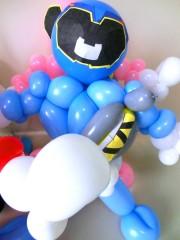 誕生日祝「獣電戦隊キョウリュウジャー・バルーン&バルーンアート・バースデー 」