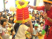2010年5月福岡県春日市 平田台子供会様からバルーンショーのご依頼をいたきました。